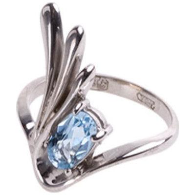 4к-5251-04 Серебряное кольцо