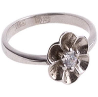 Серебряное кольцо Хризолит арт. 4к-5260-04 4к-5260-04