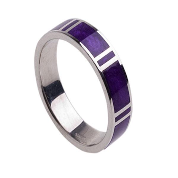 4к-5140-04 Серебряное кольцо