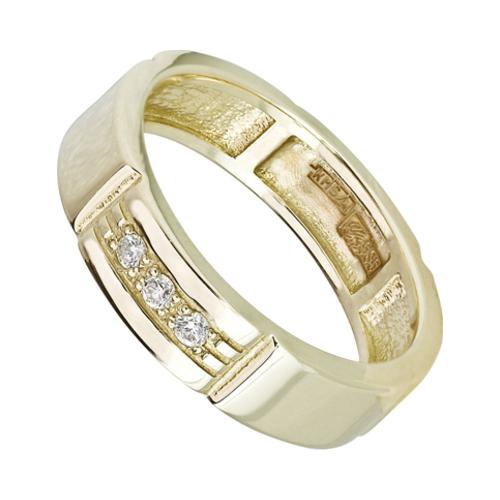 4к-5116-04 Серебряное кольцо