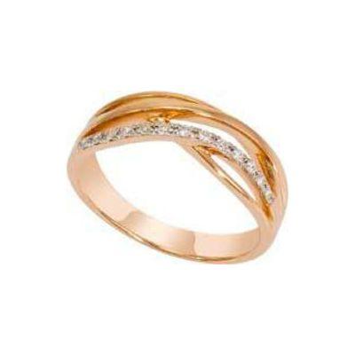 1018381-11140 Золотое кольцо