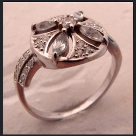 Золотое кольцо Бриллиант арт. к024 к024