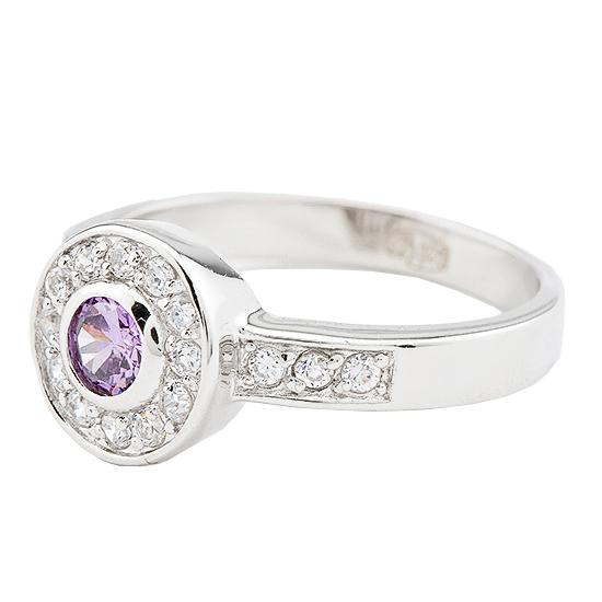 r904049-1 Серебряное кольцо