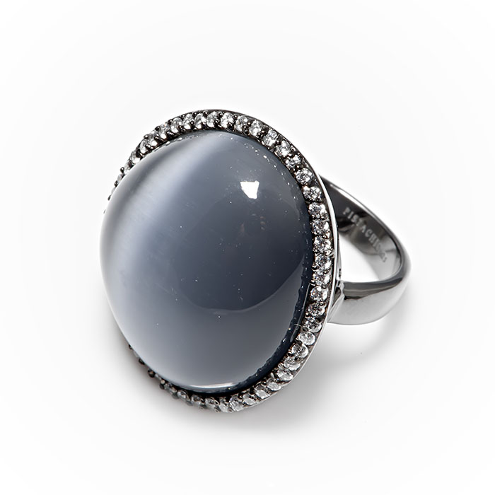 Серебряное кольцо Кварц арт. r907135-a r907135-a