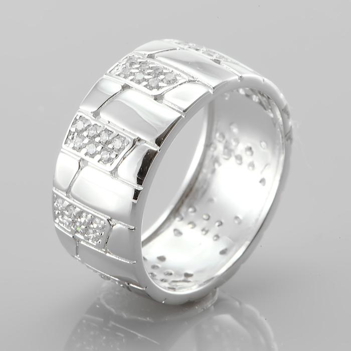 Серебряное кольцо Фианит арт. r906664 r906664
