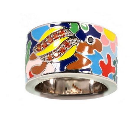 RGF31031 Серебряное кольцо