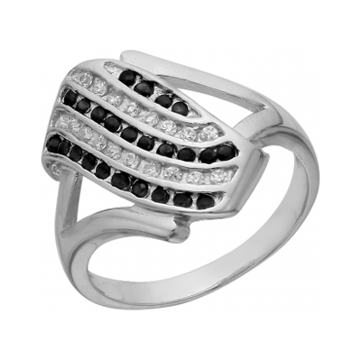 llr 77 Серебряное кольцо