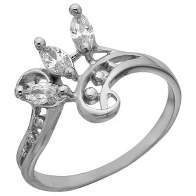 llr 44 Серебряное кольцо