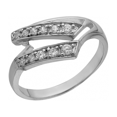 llr 169 Серебряное кольцо