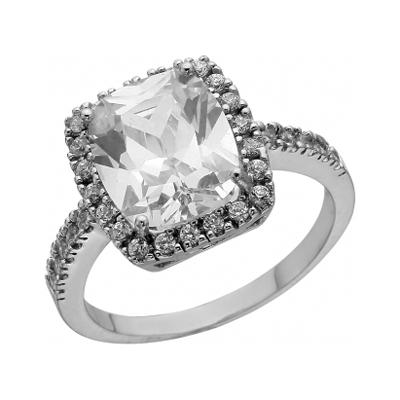 llr 185 Серебряное кольцо