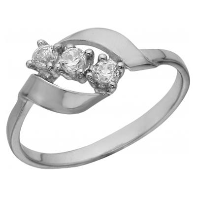 llr 46 Серебряное кольцо