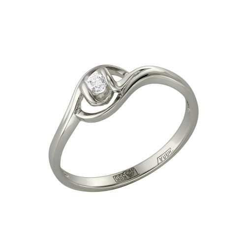 Золотое кольцо Бриллиант арт. 1-105-431/1 1-105-431/1