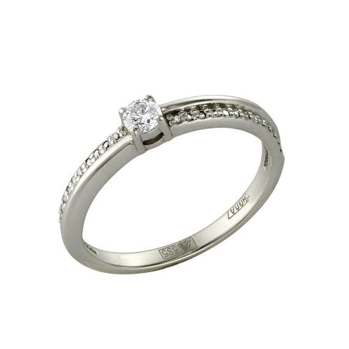 Золотое кольцо Бриллиант арт. 1-105-434 1-105-434