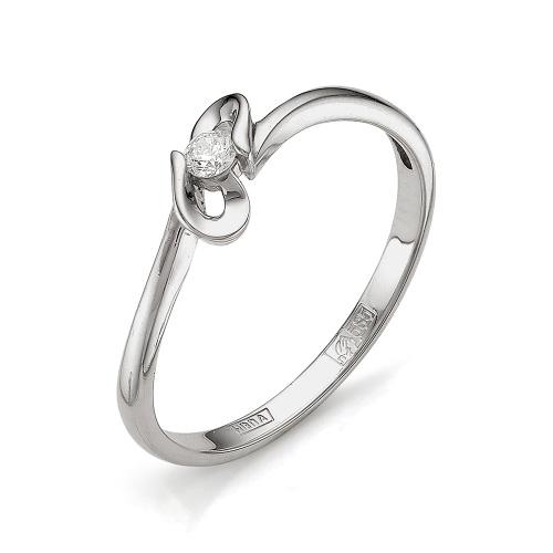 Золотое кольцо Бриллиант арт. 1-105-435 1-105-435