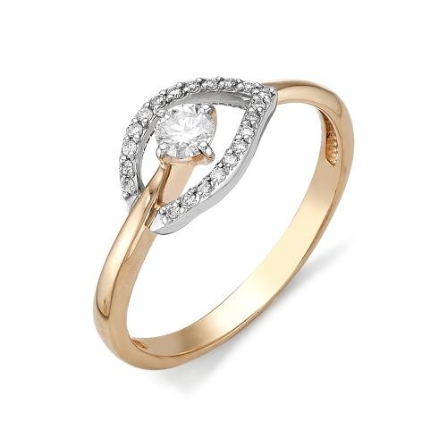 Золотое кольцо Бриллиант арт. 1-105-622 1-105-622