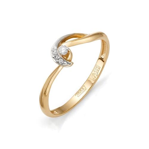 Золотое кольцо Бриллиант арт. 1-105-707 1-105-707