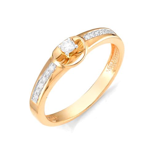 Золотое кольцо Бриллиант арт. 1-105-976 1-105-976