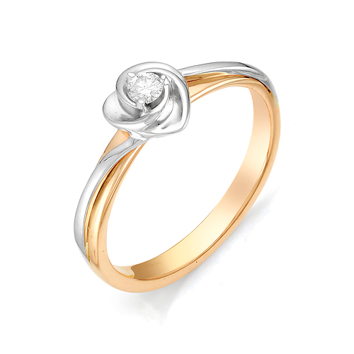 Золотое кольцо Бриллиант арт. 1-105-981 1-105-981