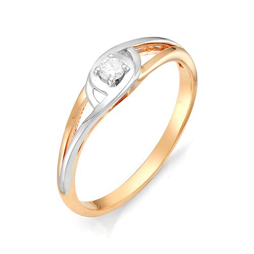 Золотое кольцо Бриллиант арт. 1-105-983 1-105-983