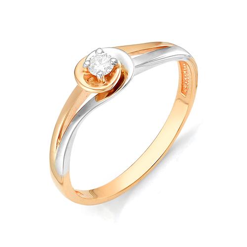 Золотое кольцо Бриллиант арт. 1-105-984 1-105-984