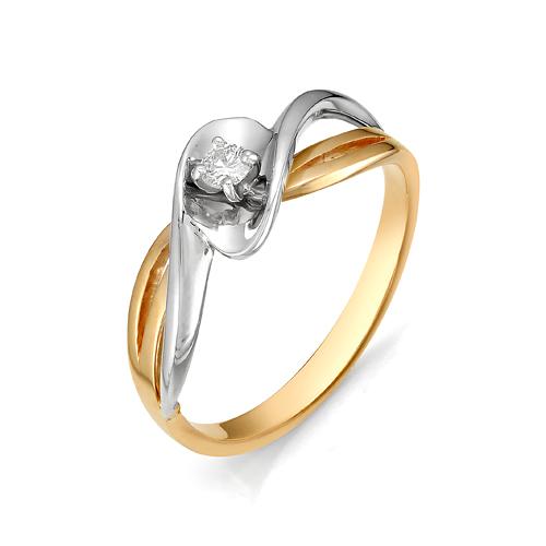 Золотое кольцо Бриллиант арт. 1-105-985 1-105-985