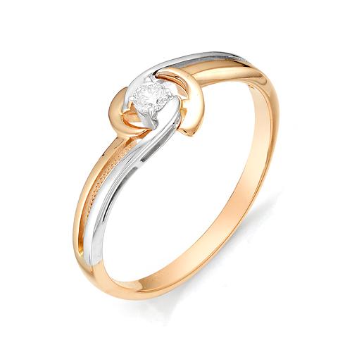 Золотое кольцо Бриллиант арт. 1-105-989 1-105-989