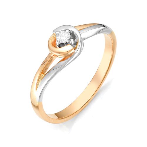 Золотое кольцо Бриллиант арт. 1-105-996 1-105-996