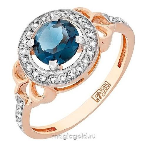 кл-472к-тл Золотое кольцо