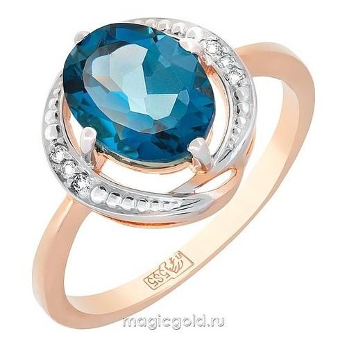 кл-473к-тл Золотое кольцо
