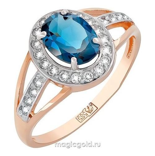 кл-475к-тл Золотое кольцо
