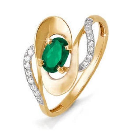 бр310077 Золотое кольцо