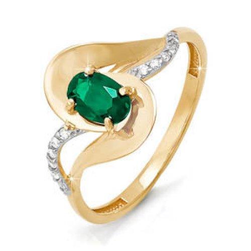 бр310071 Золотое кольцо