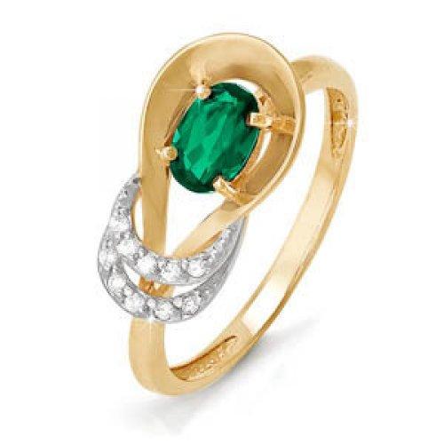бр310069 Золотое кольцо