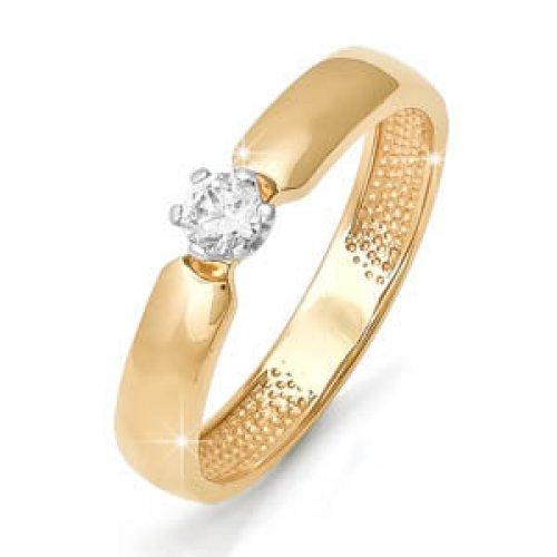 бр110139 Золотое кольцо