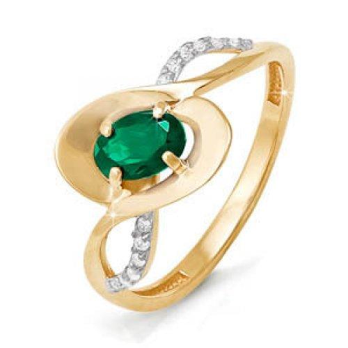 бр310085 Золотое кольцо