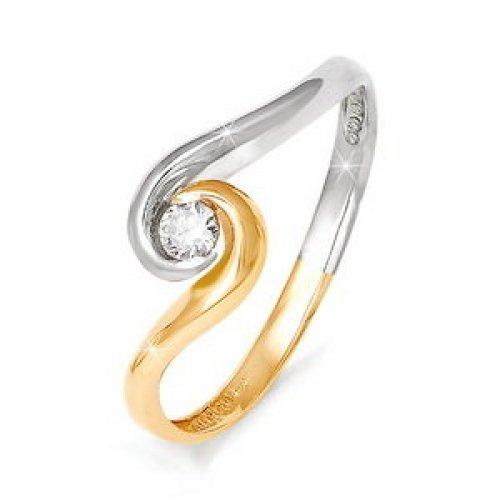 бр110007 Золотое кольцо