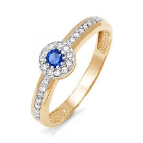 бр210089 Золотое кольцо