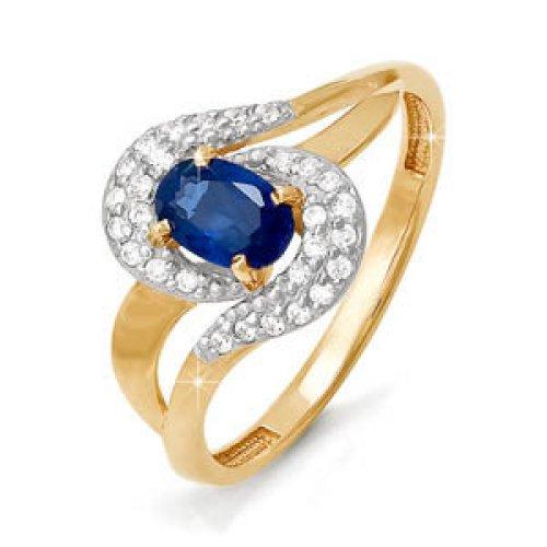 бр210075 Золотое кольцо