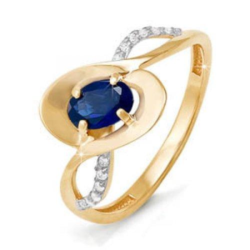 бр210085 Золотое кольцо