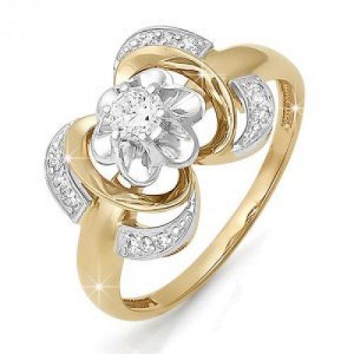 бр110177 Золотое кольцо