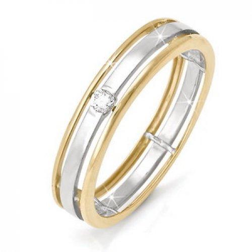 бр110027 Золотое кольцо