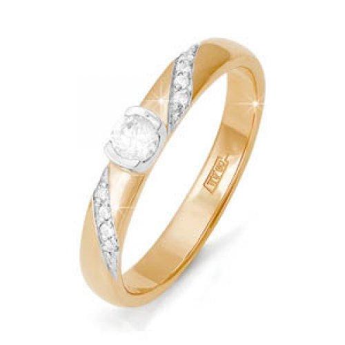 бр110127 Золотое кольцо