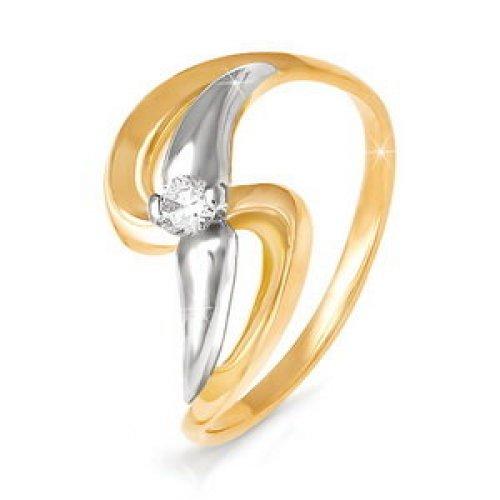 бр110025 Золотое кольцо