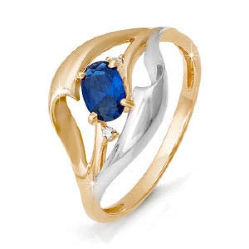 бр210106 Золотое кольцо