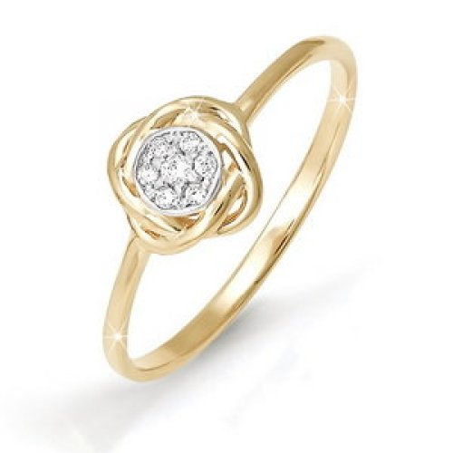 бр110056 Золотое кольцо