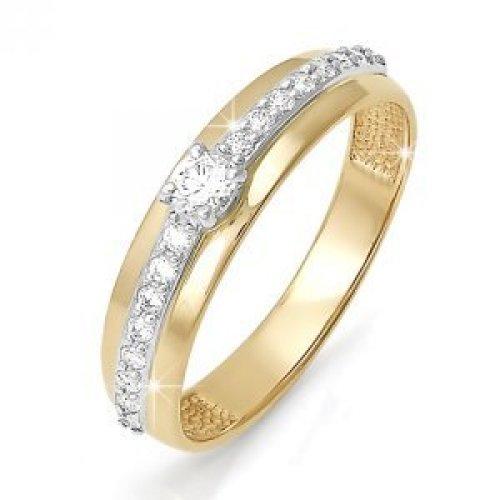 бр110187 Золотое кольцо