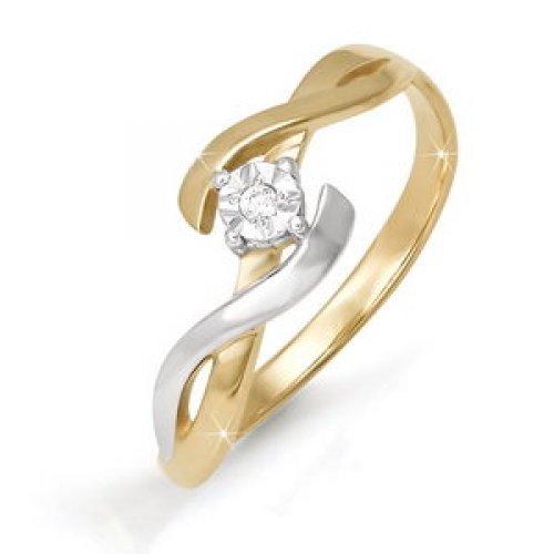бр110061 Золотое кольцо