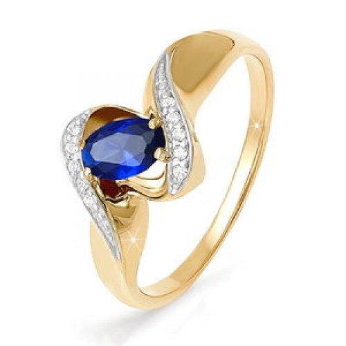 бр210038 Золотое кольцо