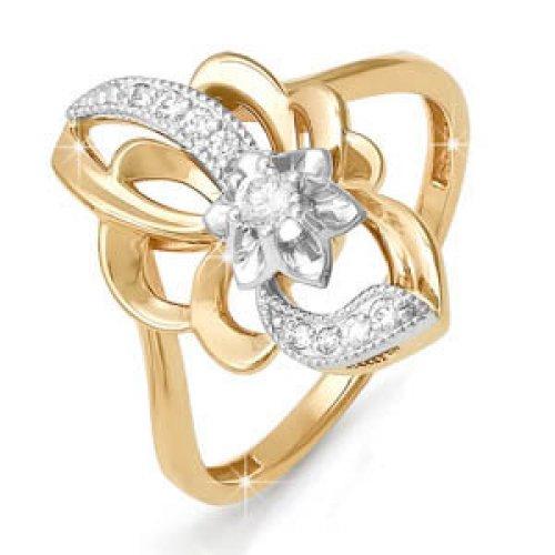 бр110170 Золотое кольцо