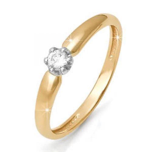 бр110141 Золотое кольцо